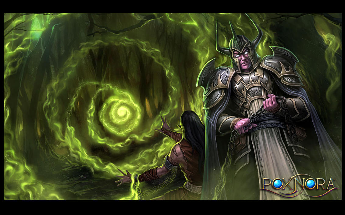 Nefari Overlord for Pox Nora by RogierB