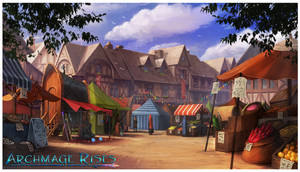 Archmage Rises - The Market