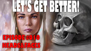 Let's Get Better - Heads and Faces by RogierB