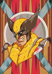 Wolverine by RogierB