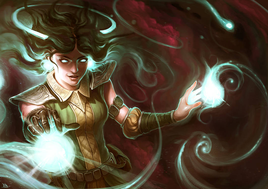 The Mana Mover by RogierB