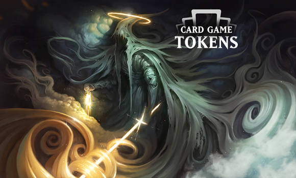 CardGame-Tokens.com - Spirit by RogierB