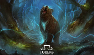 Forest Spirit - Card Game Tokens