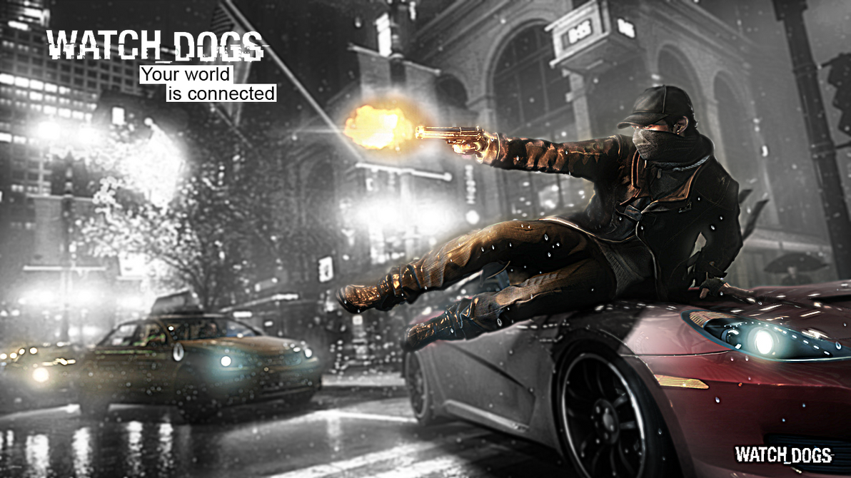 Watch Dogs  Wallpaper 2 by danielskrzypon on DeviantArt