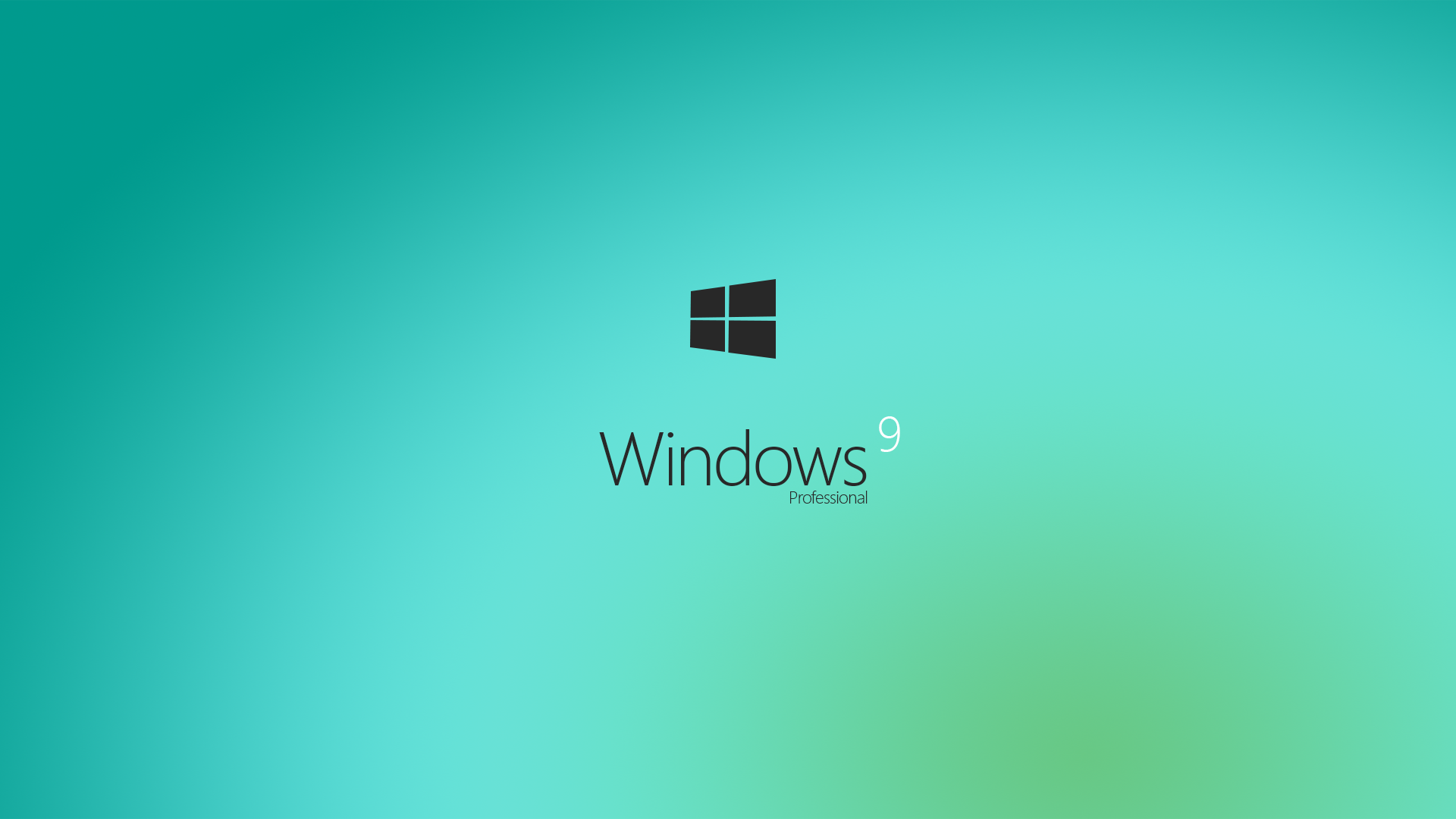 ... Windows 9 - Wallpaper HD Concept by danielskrzypon