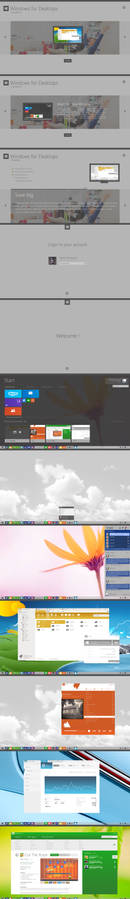 NEW Windows for Desktops - Concepts