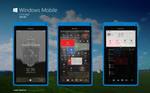 Windows Mobile - Concept (part one)