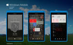 Windows Mobile - Concept (part one) by danielskrzypon