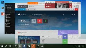 Windows+ Concept
