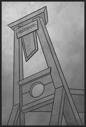 Guillotine #5 by Ravesne
