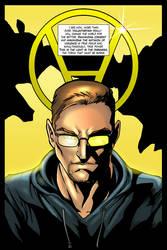 Snowden Comic Page by VoluntaryistComic