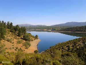 Lake, Sardinia