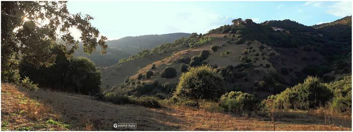 Mountain Landscape, Sardinia