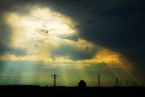 Raising Airplane by Nazareanu