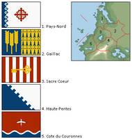 Administrative Regions of the Republic of Korva