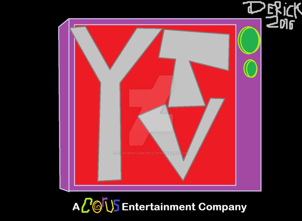 ytv logo 1995 by eliscristiane2012 on deviantart