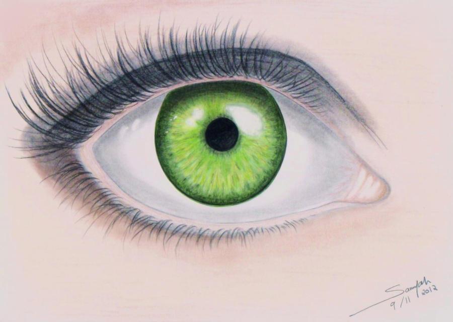 Eye by xXSamyahXx