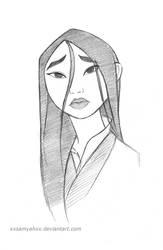 Mulan II by xXSamyahXx