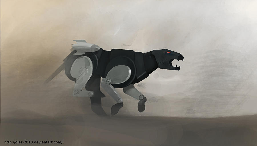 Ravage by OleZ-2010