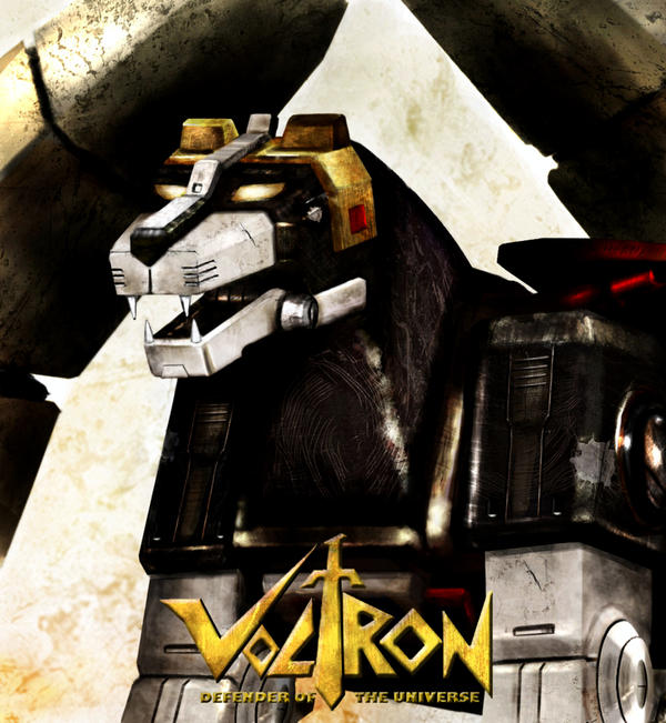 Black Lion Voltron Wallpaper 80753 Usbdata