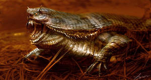 Snake Hybrid by LindseyWArt