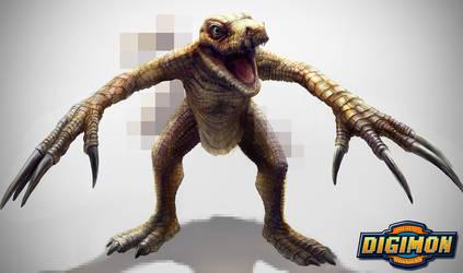 Digimon: Agumon