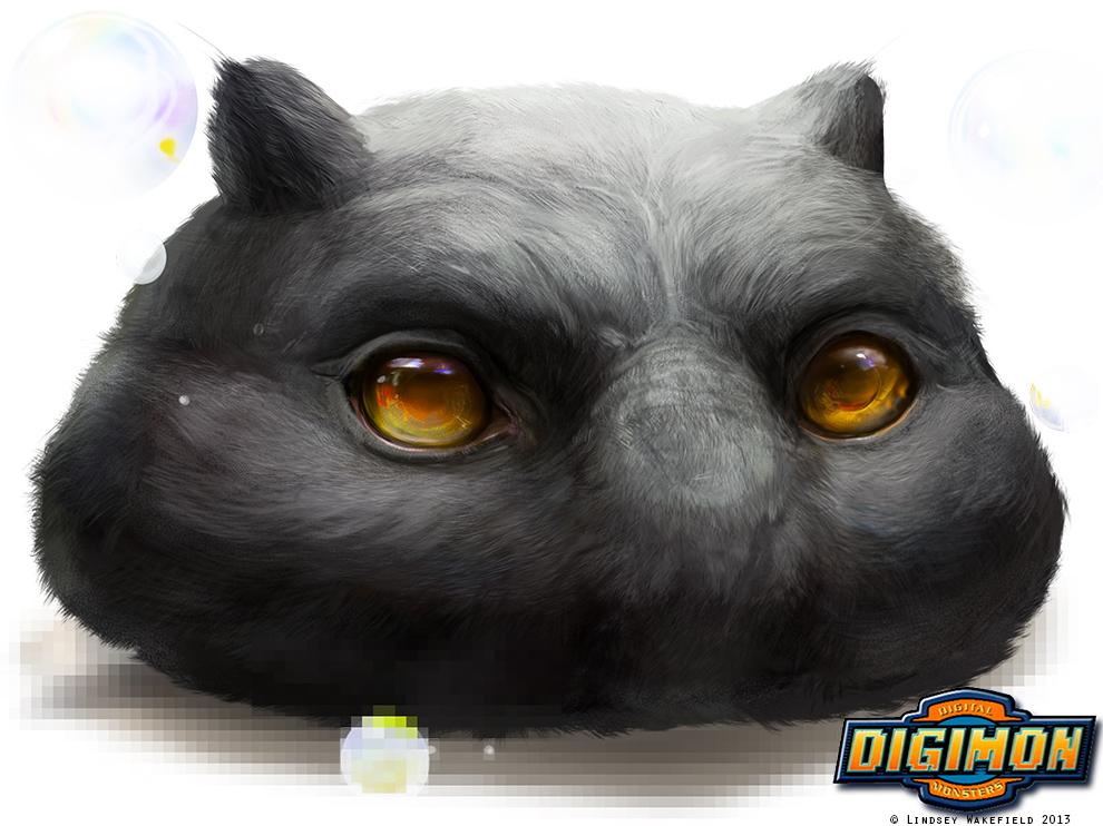 Digimon: Botamon by TwoDD