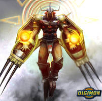 Digimon: Wargreymon