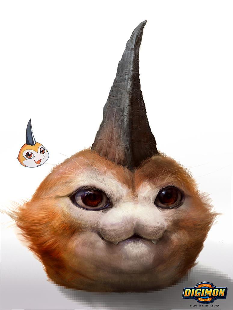 Berita Jepang Gambar Gambar Realistik Dari Digimon Dan