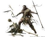 Paizo Pathfinder: Hunter