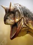 Dinovember: Carnotaurus
