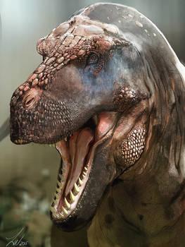 Dinovember: Tyrannosaurus Rex