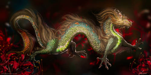 East Asian Dragon