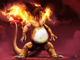Pokemon: Gigantamax Charizard