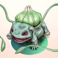 Pokemon Day: Bulbasaur