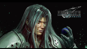 Final Fantasy VII: Remake - Sephiroth