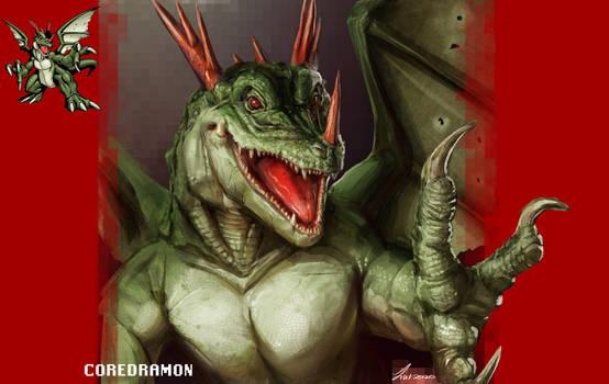 Digimon: CoreDramon
