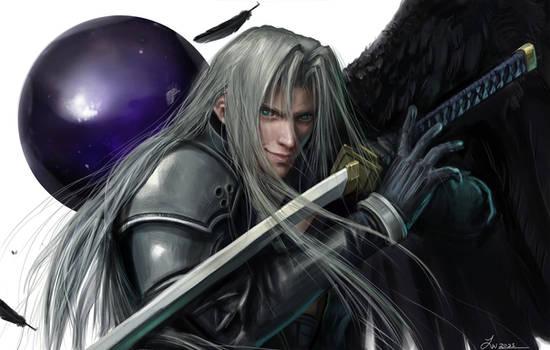 Sephiroth - One-Winged Angel