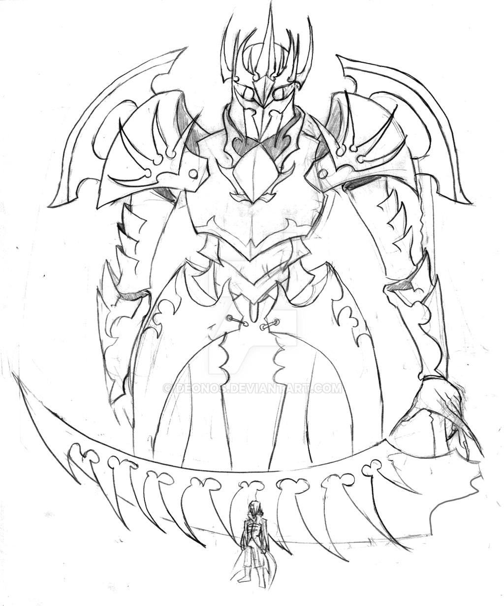 hades symbol coloring pages | Summon - 'Hades' by Deonos on DeviantArt