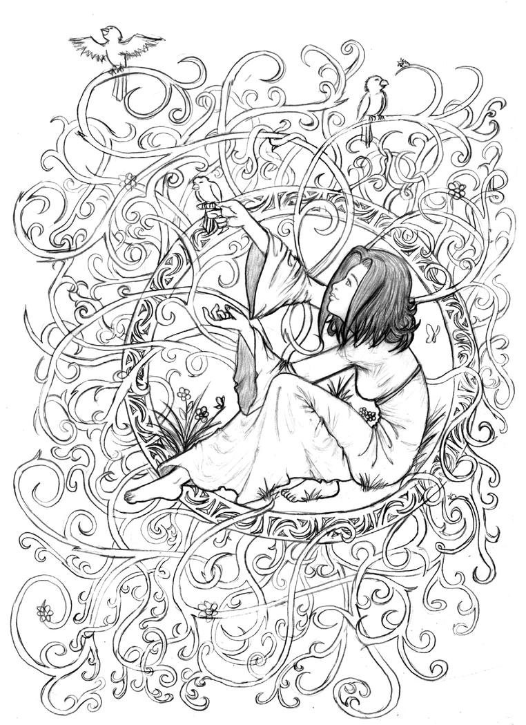 Art Coloring Pages For Adults 79