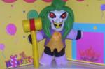 Joker Chibi plush