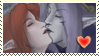 Vaati x Malon Stamp by Anilede