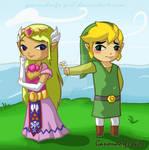 Link x Zelda - Trade