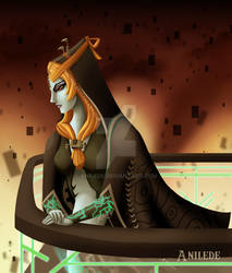 Midna by Anilede