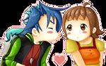 :Harvest Moon: Luke x Akari
