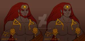 BotW2 Ganondorf