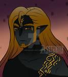 Twili OC: Yirveth by Anilede