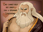 Valentines King Rhoam by Anilede