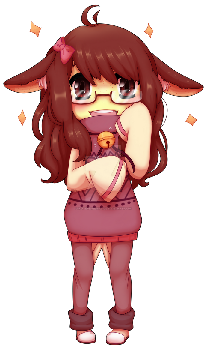 R:. Sheep cheeb by roteVishenka