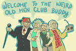 Weird Old Men Club
